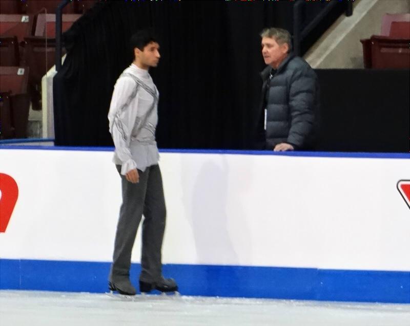 SP: フィギュアスケートでサンデ...